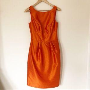 Alfred Sung | D522 Bridesmaid Back Bow Dress